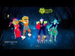 Just Dance 3 This is Halloween